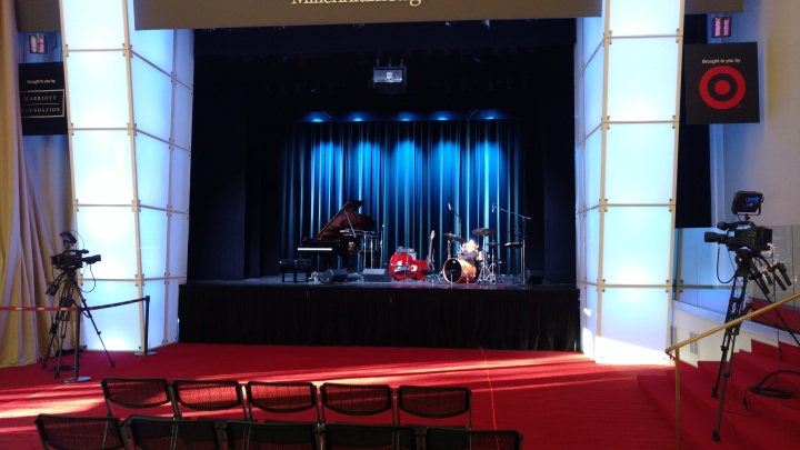 Philippe Lemm Trio at the Kennedy Center, DC